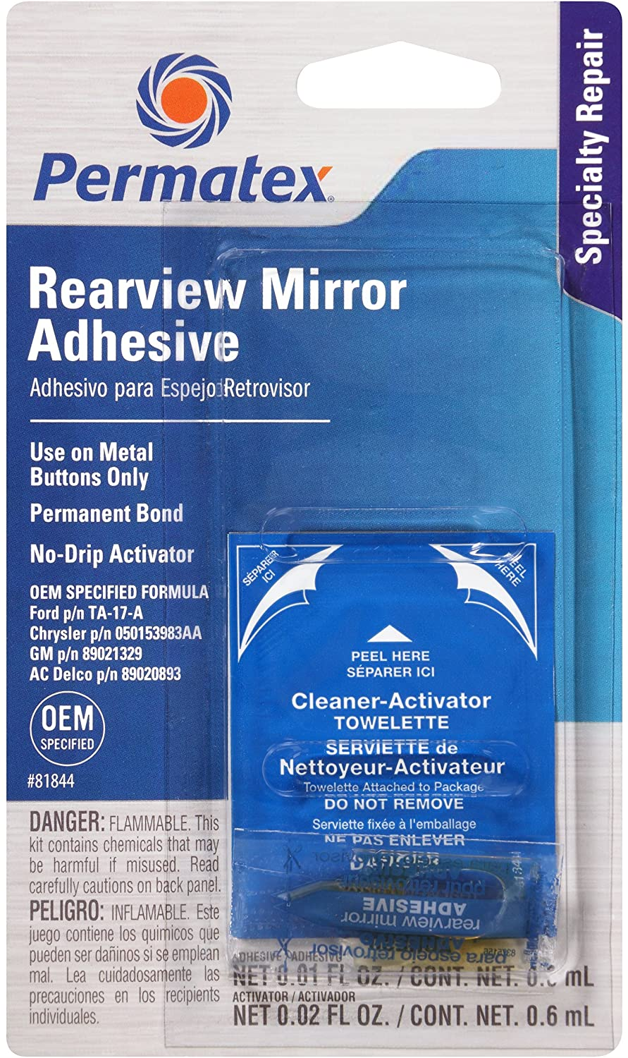 how to glue a Frameless Mirror to Drywall