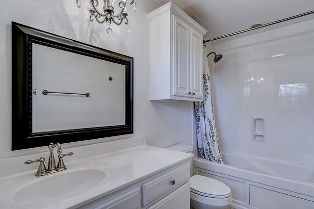 How to Hang a Bathroom Cabinet on a Drywall