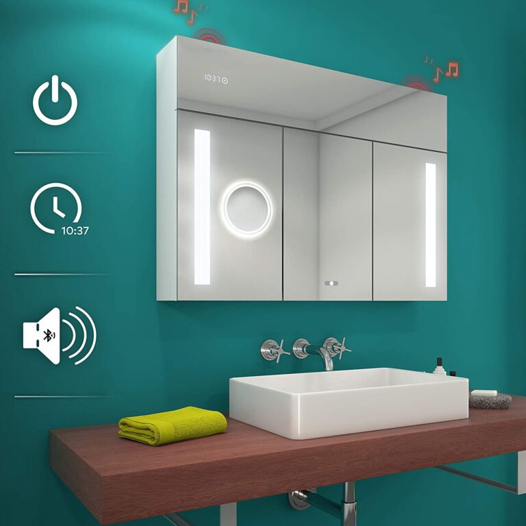 Best Wall Mounted Bathroom Cabinets