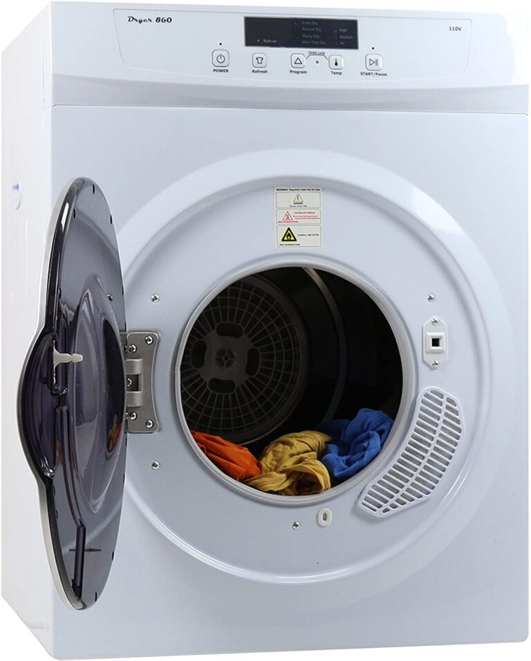 how long do you put a towel in the dryer?