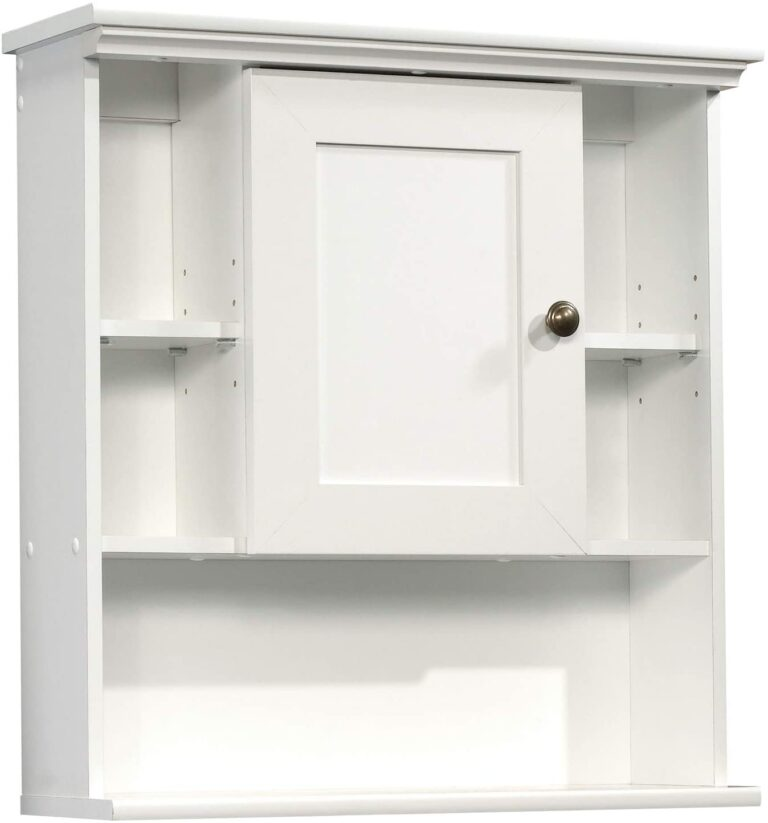 How To Hang A Bathroom Cabinet Over Toilet
